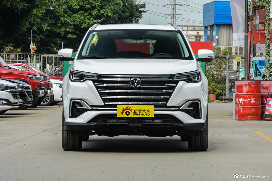 4月重庆比价 长安汽车长安CS55 PLUS最高直降0.50万