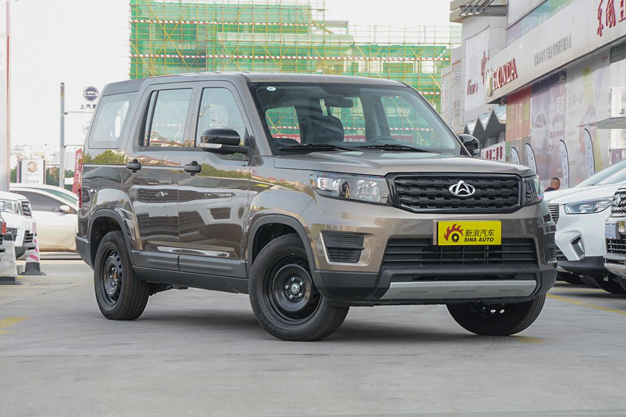 2019款长安欧尚X70A 1.5L 手动基本型国VI
