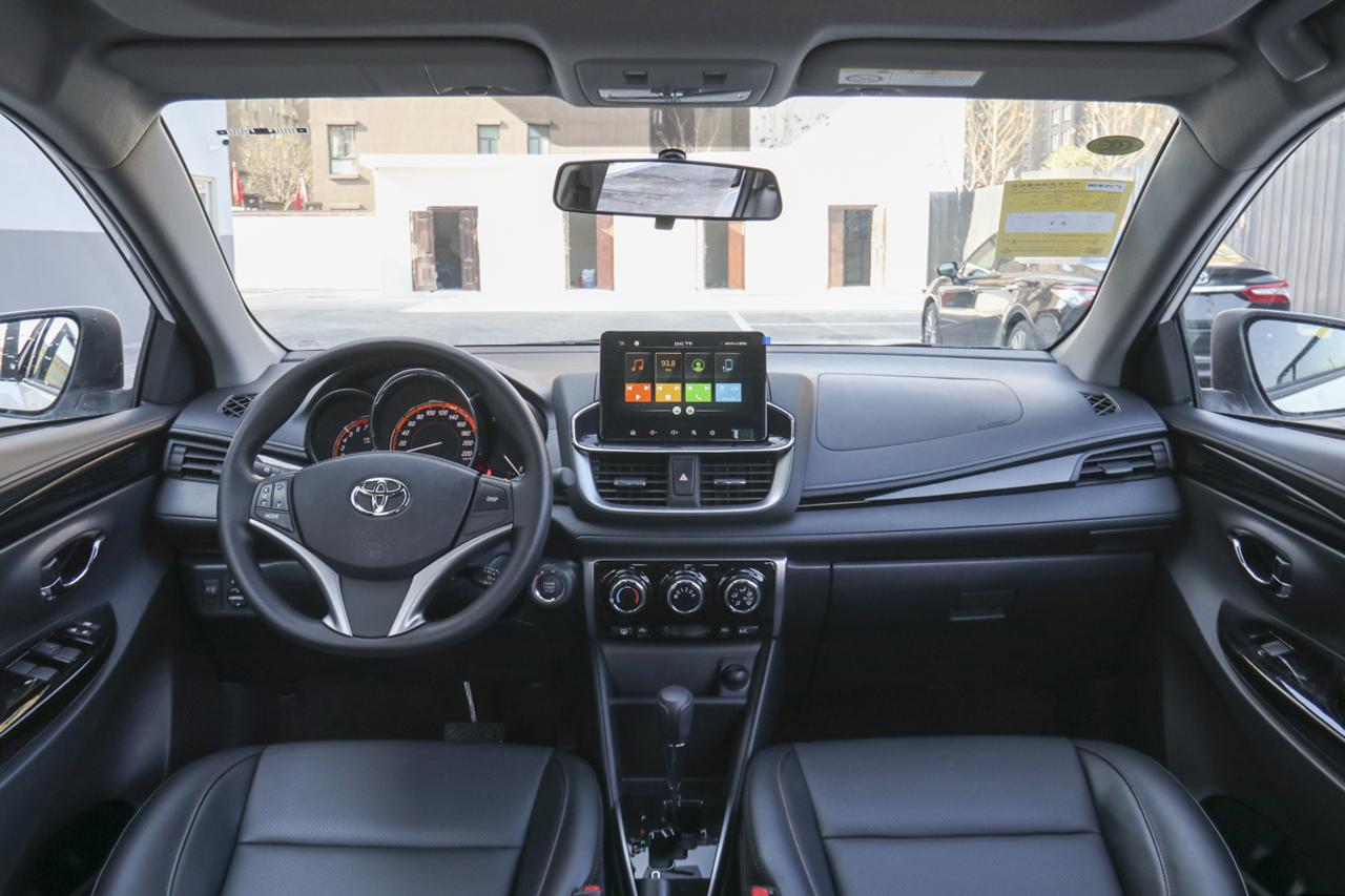 2020款YARiS L 致炫X 1.5L 自动尊贵版