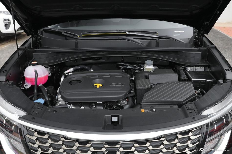 2021款起亚KX5 2.0L自动两驱舒适版