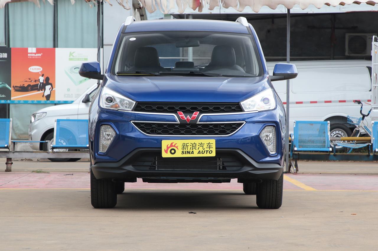 2019款五菱宏光S3 1.5L手动豪华型国VI