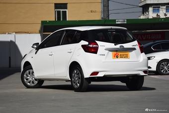2019款威驰FS 1.5L自动锋尚版国VI