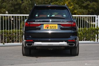 2021款宝马X7 xDrive40i 尊享型豪华套装
