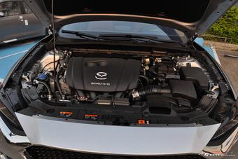 马自达CX-4底盘图