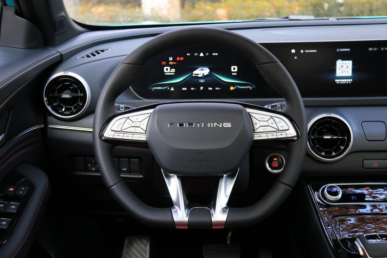 2020款风行T5 EVO 试装车