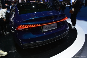2021上海车展实拍:奥迪A7L