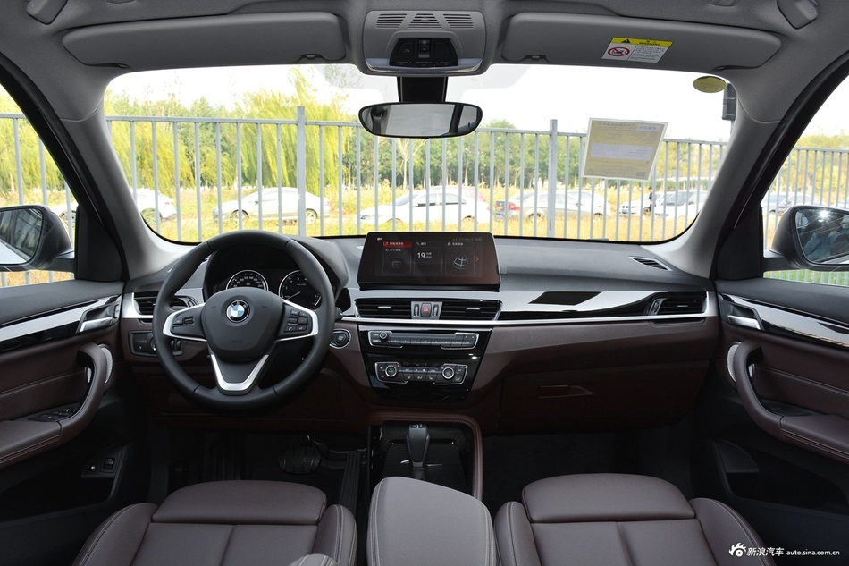 2021款宝马X1混动 xDrive30Le 尊享型