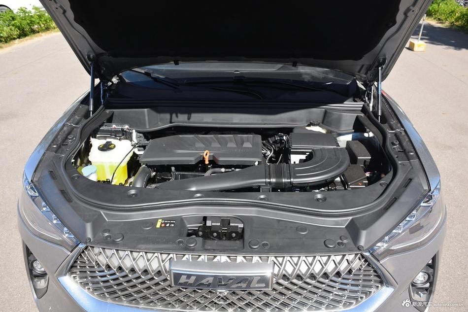 2021款哈弗F7 1.5T自动两驱i潮