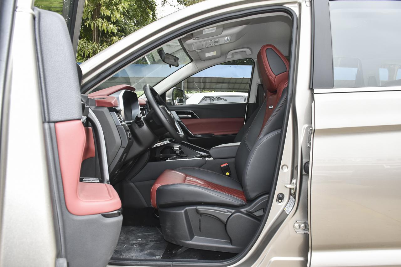 2019款风行T5L 1.5T 自动豪华型7座