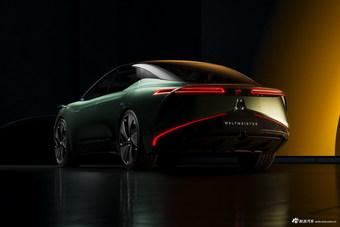 2020款威马Maven概念车
