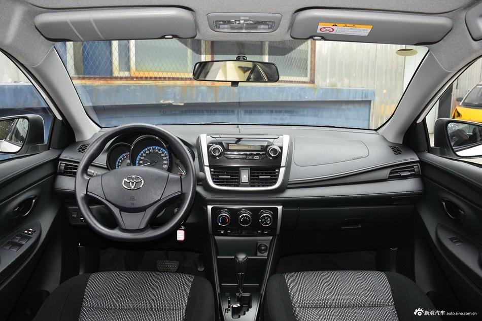 2019款威驰1.5L自动创行版