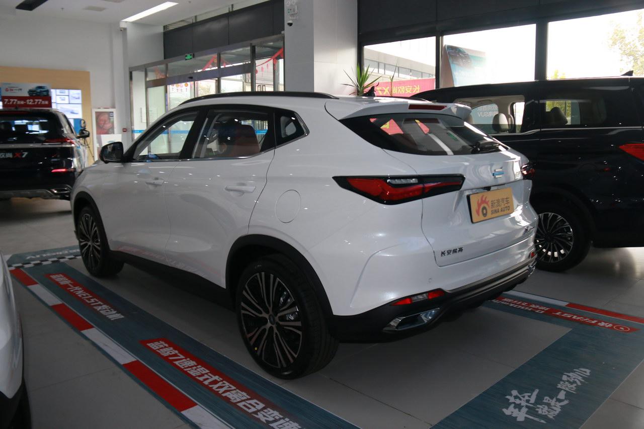 2021款欧尚X5 1.5T自动旗舰型