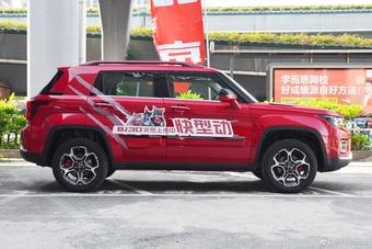2021款北京BJ30 1.5T自动狼小野版