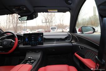 2020款比亚迪汉EV 四驱高性能版旗舰型