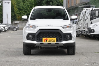2020款江铃域虎7 2.0T柴油自动四驱舒享版长轴