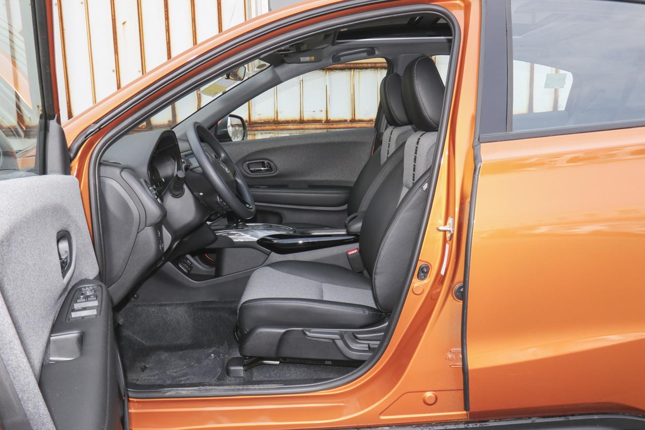 2019款XR-V 1.5L CVT 舒适版国VI