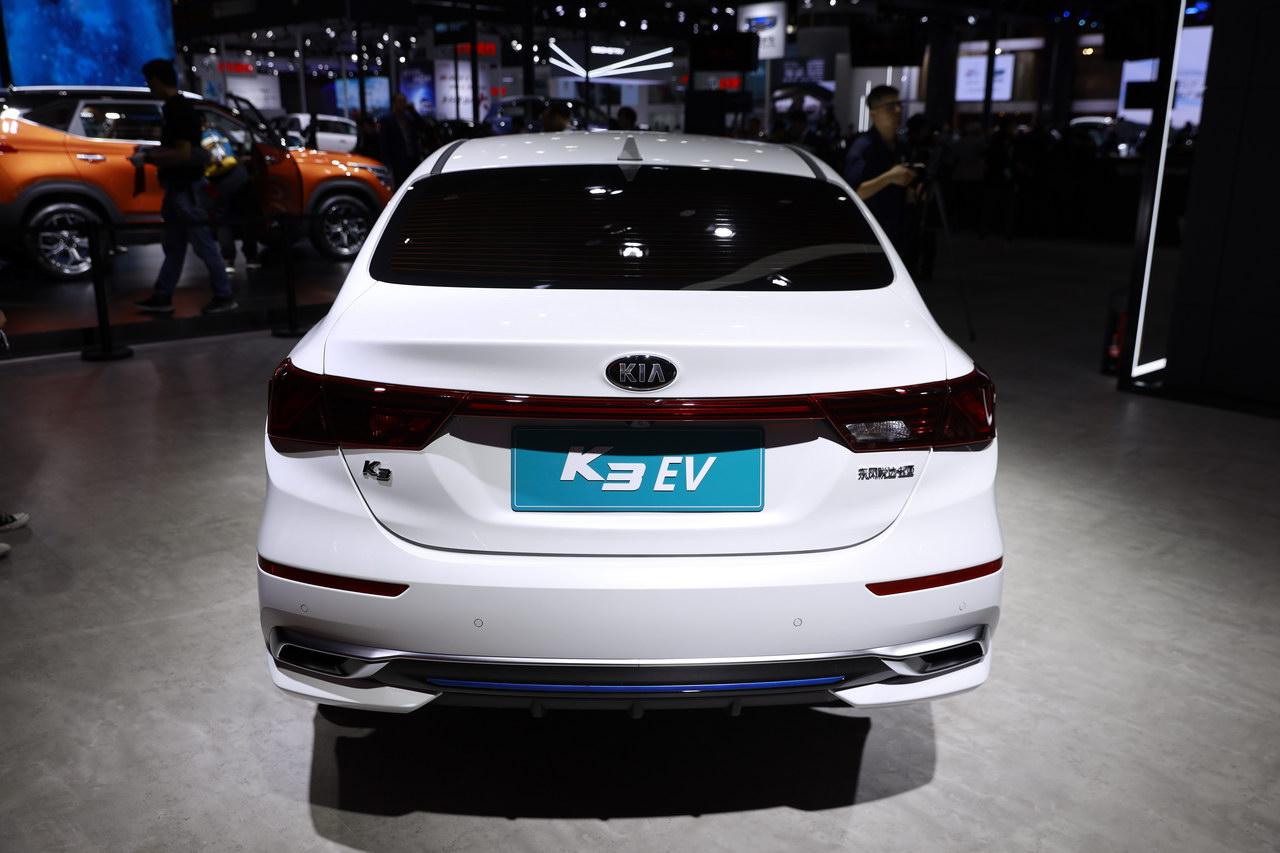 2019广州车展实拍:起亚K3新能源