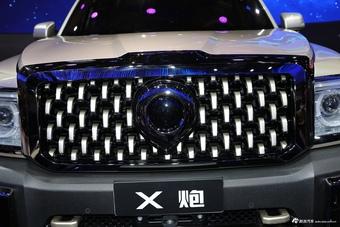 2021上海车展实拍:X炮