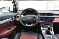 2019款吉利远景S1升级版1.4T自动尊贵型
