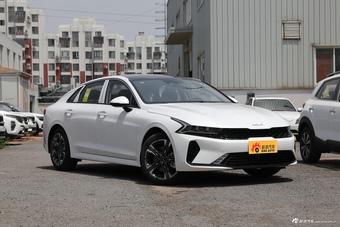 2021款K5凯酷 380T GT-Line 焕新版
