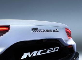 2020款玛莎拉蒂MC20 3.0T自动标准版