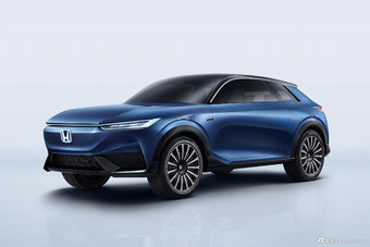 Honda SUV e: