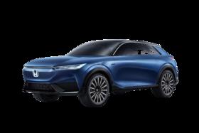 基于Honda SUV e: Prototype打造 本田HR-V电动版渲染图曝光